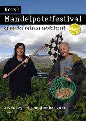 Mandepotetfestival 2011