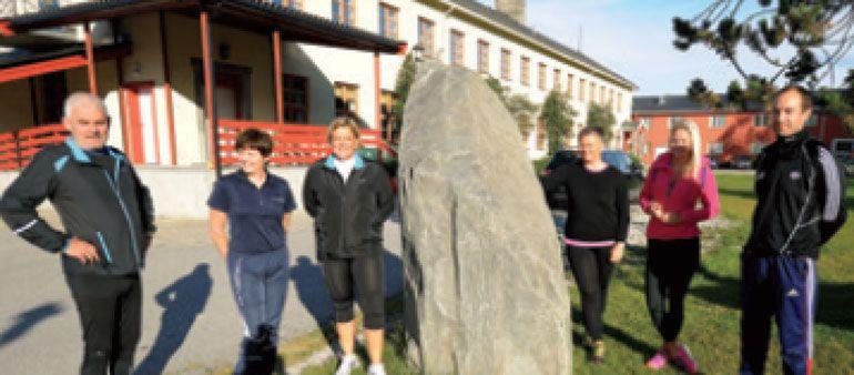 18 Gjermundshaug ansatte nådde målet i Fredagsbirken