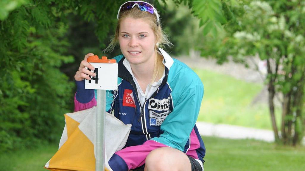 Kick-off for unge orienteringsløpere