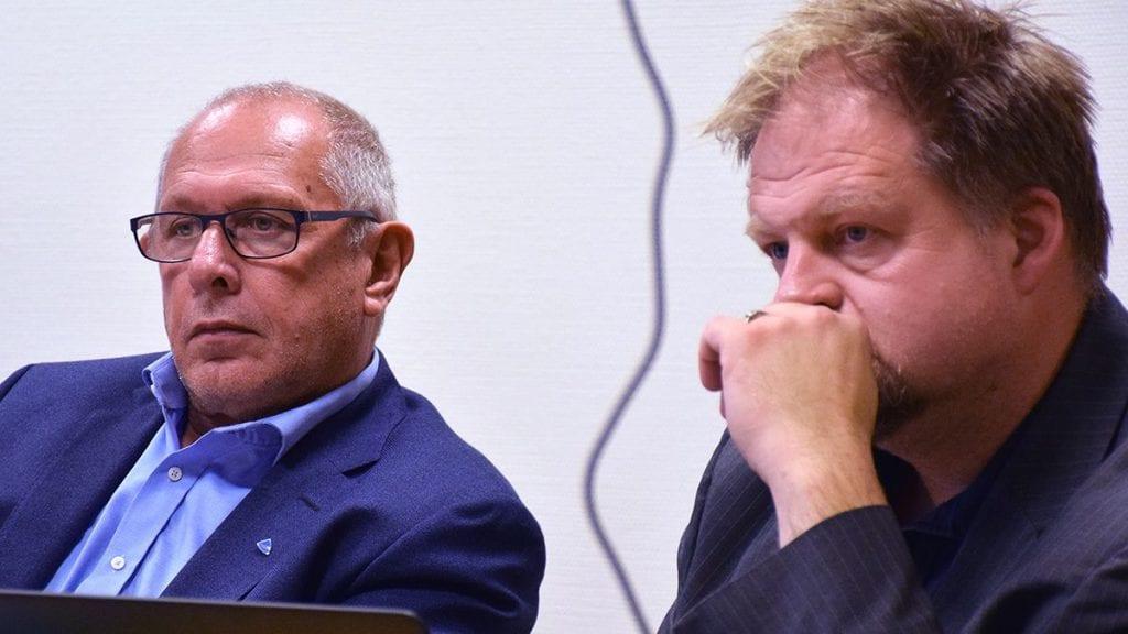 UTFORDRES: Ordfører Johnny Hagen krever at rådmannen rydder opp i AMU-saken. Arkivfoto: Tore Rasmussen Steien