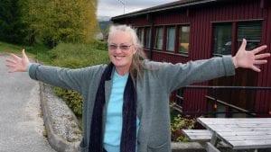 TENK MILJØ: Anne Vanem i MDG håper flest mulig kan tenke på miljøet under fredagens 17. mai. Arkivfoto: Tore Rasmussen Steien.