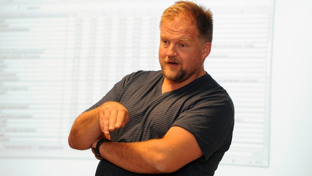 FORNØYD: Rådmann Erling Straalberg er glad de endelig har kommet til enighet med Synnøve Finden. Foto: Ivar Thoresen