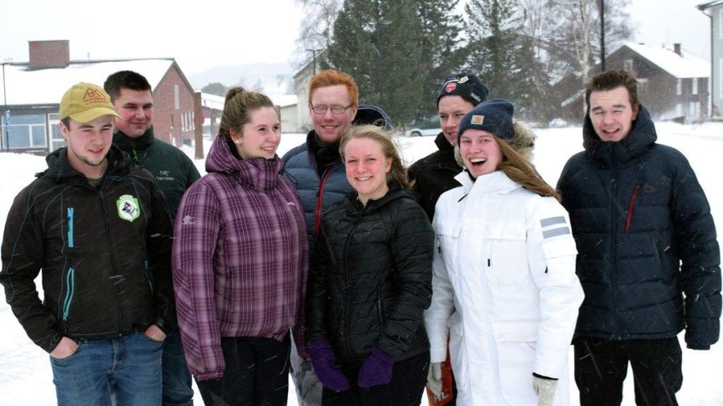 VIL HA DEG MED: Alvdal Bygdeungdomslag invitere både unge og eldre til swingkurs. Arkivfoto: Tore Rasmussen Steien.