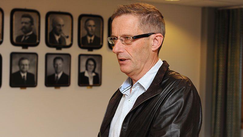 VENSTRE ER KLAR: Leder i Alvdal Venstre, Ola Eggset, forteller at de kommer til å stille en sterk liste foran kommunevalget 2019. Foto: Ivar Thoresen.