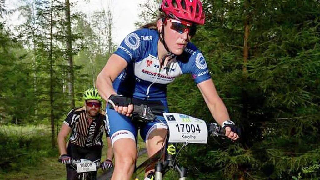 Karoline Løkken vant Grenserittet