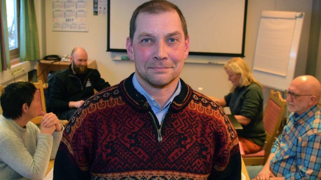 Leder i Alvdal kontrollutvalg, Leif Langodden