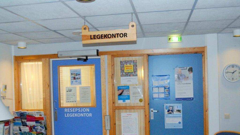 Alvdal legekontor helse lege kommune