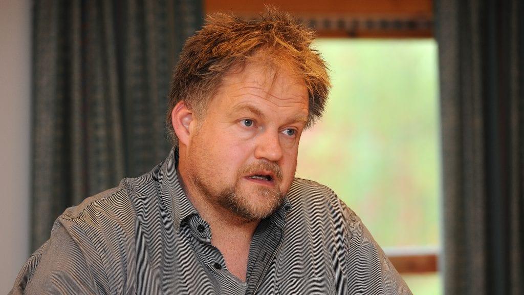 VIL BLI RÅDMANN I TYNSET: Rådmann i Alvdal, Erling Staalberg, har søkt på jobben som rådmann i Tynset kommune. Foto: Ivar Thoresen