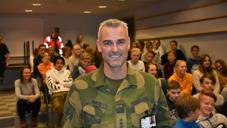 NATO-info for ungdommen