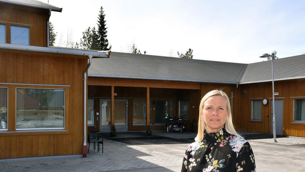 ØKT: TFF og leder LInda Granrud har opplevd økning i det siste og har fått et betydelig merforbruk. Foto: Tore Rasmussen Steien