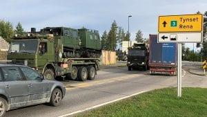 – Kjør E6, slipp unna militærkolonnene