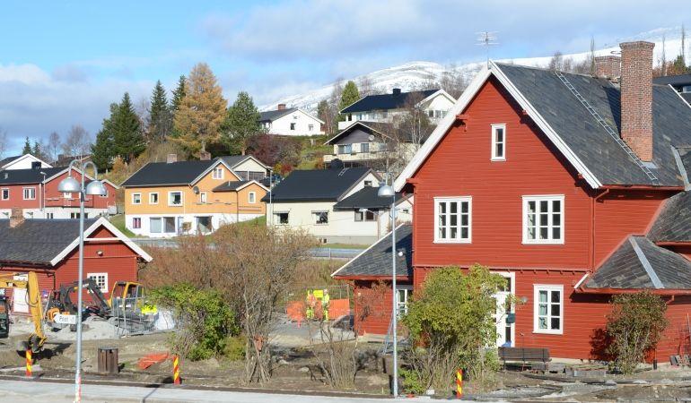 EIENDOM. Det er solgt tre eiendommer i Alvdal i oktober.