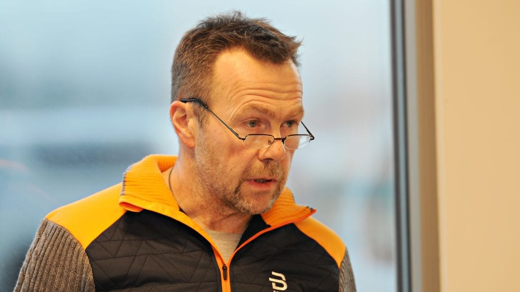 VIL FLYTTE TANNKLINIKKEN: Høyres Jan Sagplass foreslår å flytte tannklinikken i Alvdal nærmere Sjulhustunet. Arkivfoto: Ivar Thoresen
