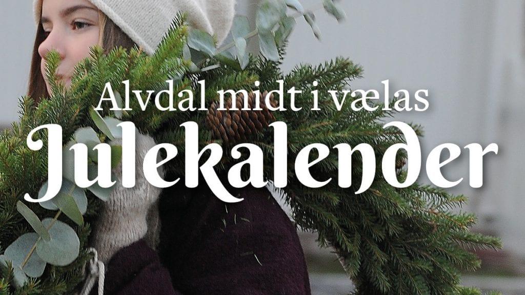 Alvdal midt i vælas julekalender – 16. desember