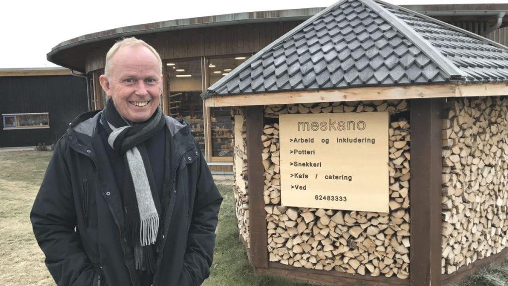 21. JANUAR: Da er det slutt på den yrkesaktive karrieren til Odd Uglem. Foto: Jan Kristoffersen