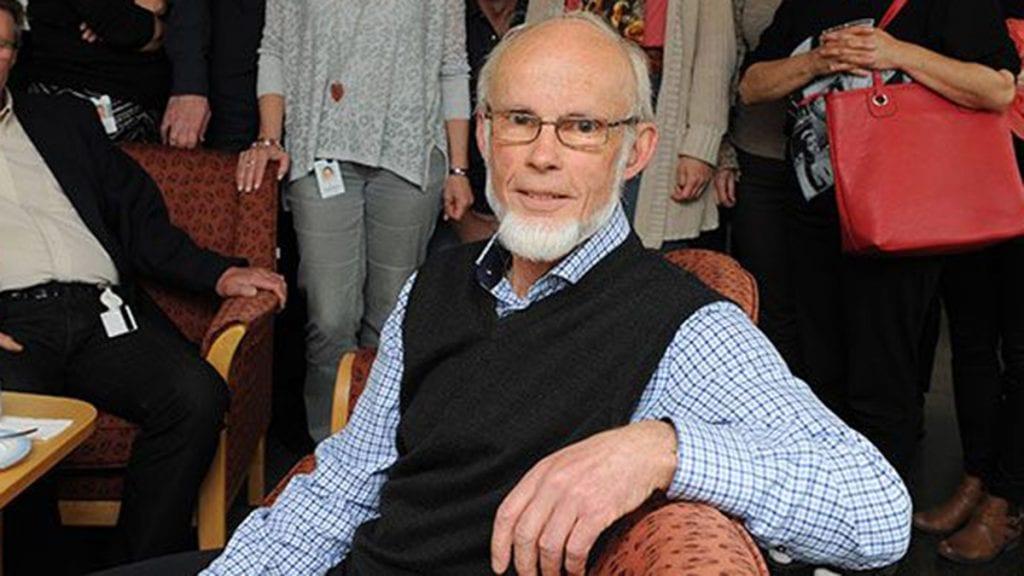 GAMMEL NOK: Rolf Langen synes han også er litt i eldste laget til å stå på toppen av lista. Foto: Ivar Thoresen