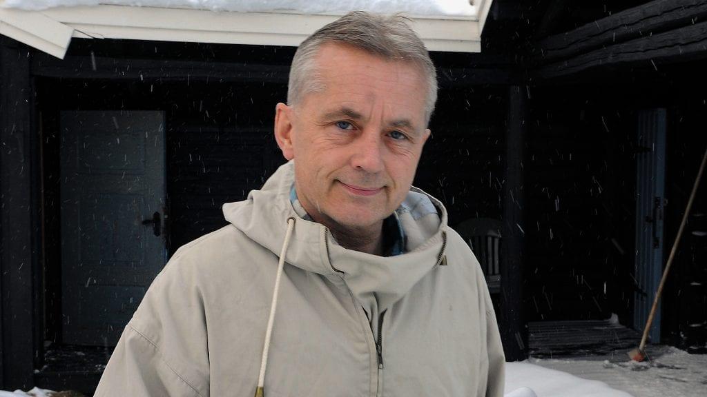 NY FYLKESMANN: Fra og med første januar er Knut Storberget ny Fylkesmann i Innlandet. Foto: Ivar Thoresen.