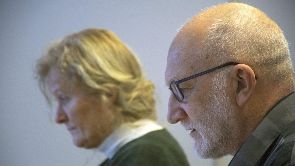 KAN FORBEDRES: Revisor Svein Magne Evavold i Revisjon Fjell IKS mener FIAS har forbedringspotensial. Foto: Tore Rasmussen Steien