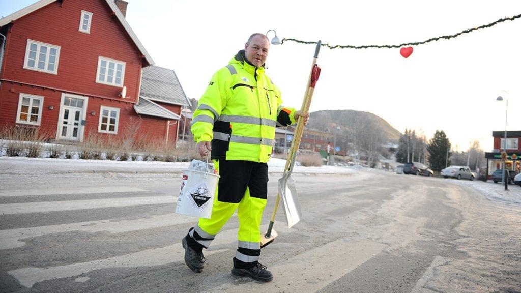 ÅRETS ALVDØL?: Nå har du muligheten til å stemme fram Rune som årets alvdøl 2018. Foto: Ivar Thoresen