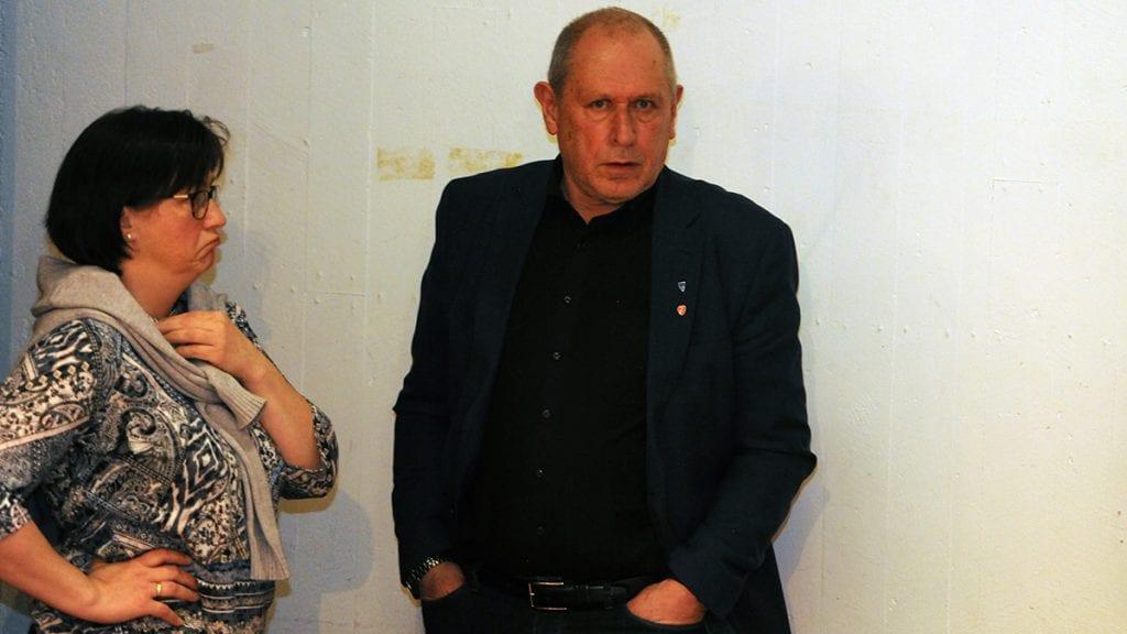 DÅRLIG BEHANDLING AV ANSATTE: Varaordfører Mona Murud er ikke fornøyd med ordfører Johnny Hagens behandling av planavdelingen. Foto: Ivar Thoresen