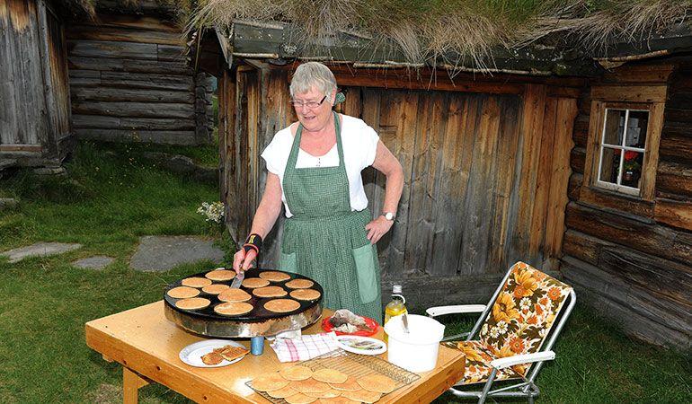 SISTE LEDER: Else Løkken ser ut til å bli siste leder i Steien helselag. Foto: Ivar Thoresen