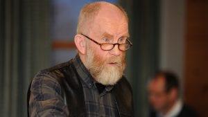 PÅ TOPP: Først sa han nei. Så sa han ja. Veteranen Arne Dagfinn Øynes topper Kristelig Folkepartis liste i Alvdal til høstens kommunevalg. Foto: Ivar Thoresen