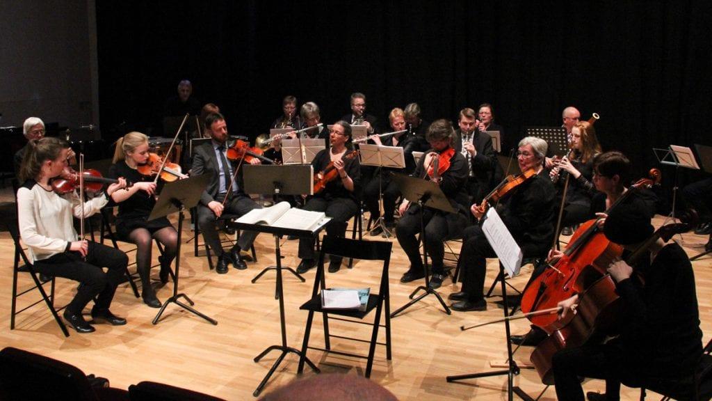 TRENGER STØTTE: Nord-Østerdal Symfoniorkester (NØSO) oppfordrer kommunene i fjellregionen til å gi et tilskudd per innbygger. Arkivfoto: Anne Skjøtskift.