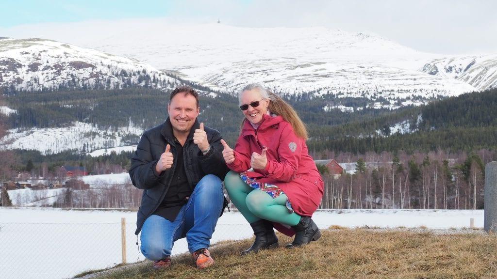 Ståle Måntrøen og Anne Vanem topper MDGs liste i Alvdal.