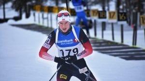 DOVREGUBBEN ULTRA: Vegard Bjørn Gjermundshaug tar styringen i april og arrangerer det som trolig er verdens lengste skiskytterrenn. Arkivfoto: Torstein Sagbakken.