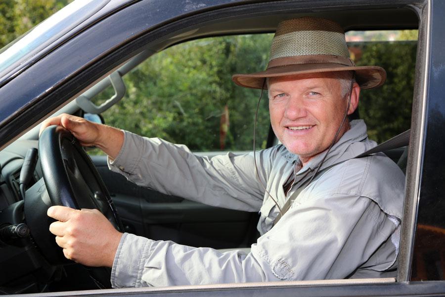 INDIANA JONES: Hatten er i hvert fall lik på den bosniske og originale Indiana Jones. Foto: Wikipedia
