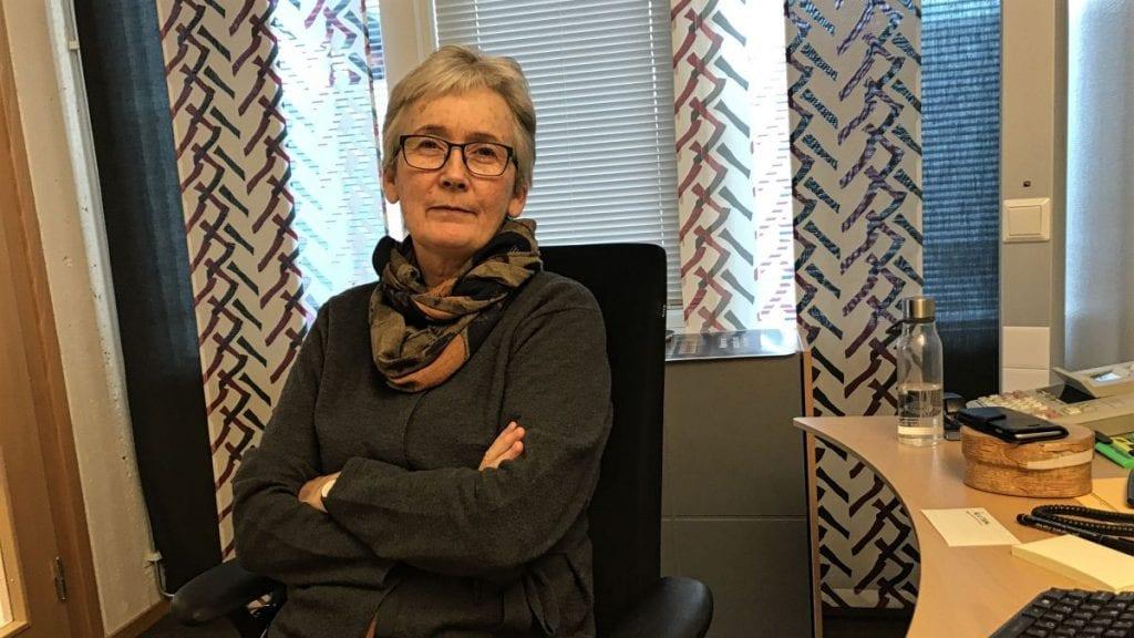 TAR PENSJON: Nav-sjef Brit Kværness tar pensjon fra høsten, og nå lyses hennes stilling ut. Foto: Jan Kristoffersen
