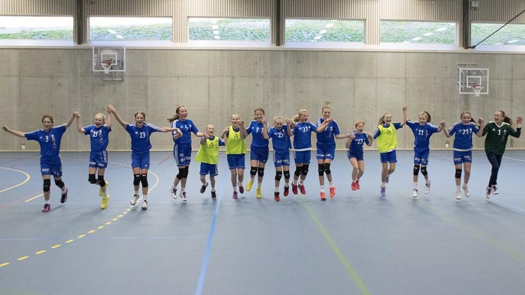 KILLERTRENING: Mandag inviteres trenere og ledere til Alvdalshallen for kurs. På små steder må idrettene samarbeide og ikke konkurrere. Foto: Tore Rasmussen Steien.