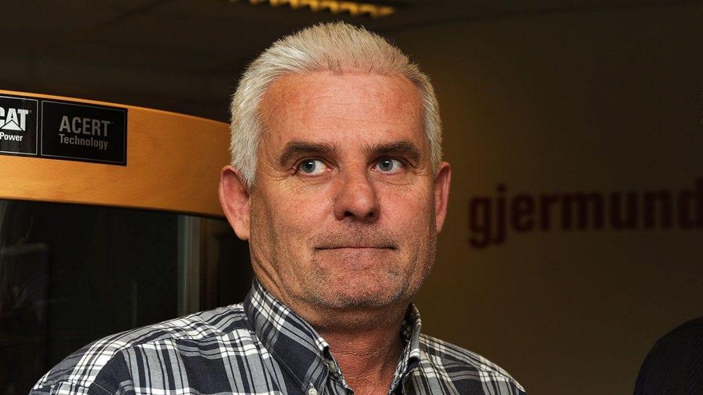 FORNØYD: Konsernsjef i Gjermundshaug Gruppen, Ole Gjermundshaug, kan si seg fornøyd med at konsernet har økte driftsinntektene med 200 millioner det siste året. Arkivfoto: Ivar Thoresen.
