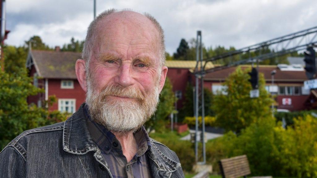 SMÅ MARGINER: Arne Dagfinn Øynes (KrF) tok det siste mandatet i kommunestyret med knapp margin. Foto: Torstein Sagbakken