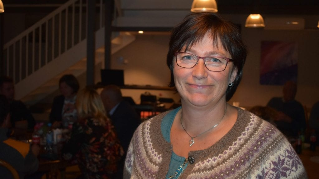 TROLIG ORDFØRER: Mona Murud kan med støtte fra MDG og KRF bli ordfører i Alvdal. Foto: Torstein Sagbakken