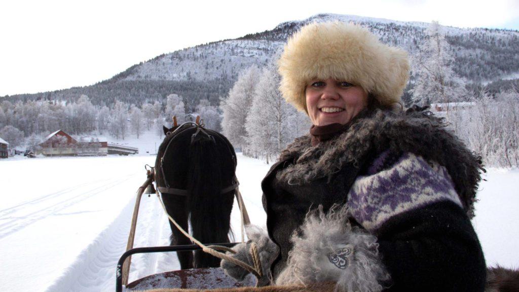 Marianne Dahlstrøen Foto: Anne Skjøtskift